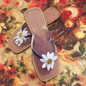 Dolce & Gabanna flip flops